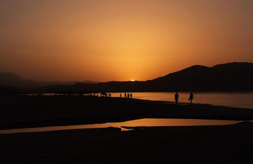 Критский закат 850