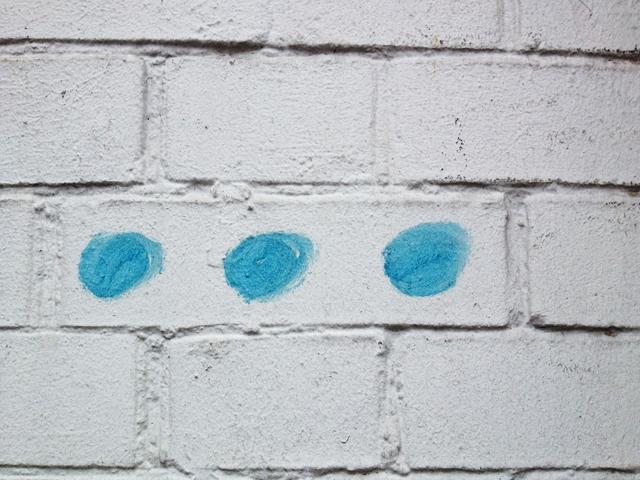 Blue dots 4