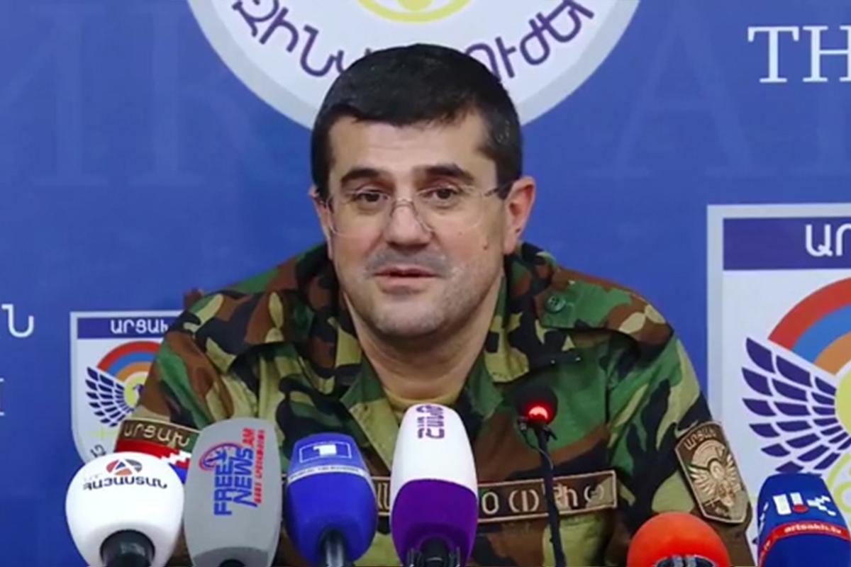 Address of the President Republic of the Artsakh