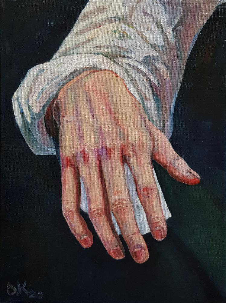 Ольга Калошина, живопись масло