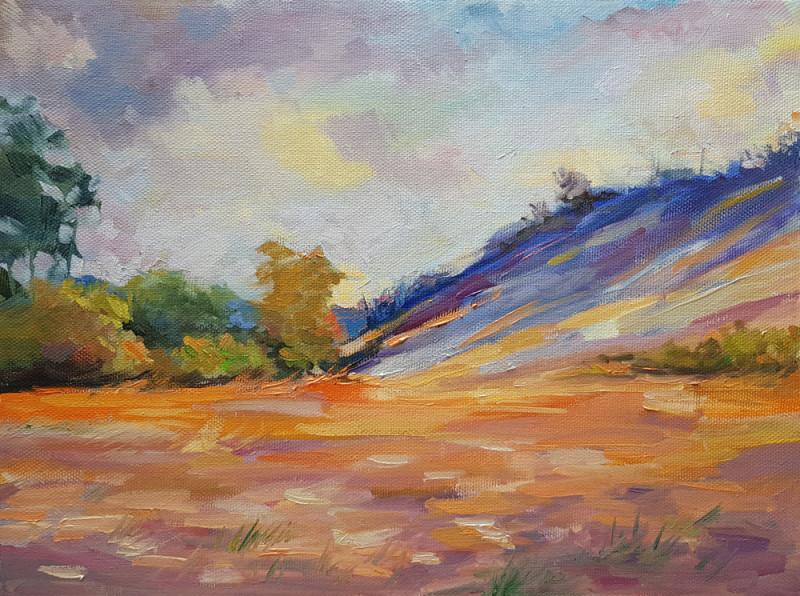Артинтент - пейзаж, живопись маслом