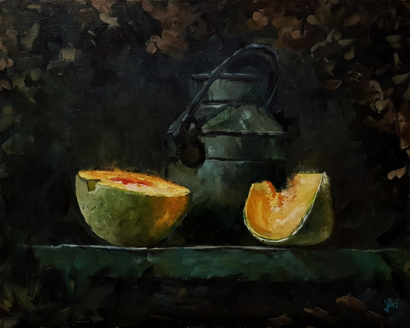Артинтент - живопись маслом