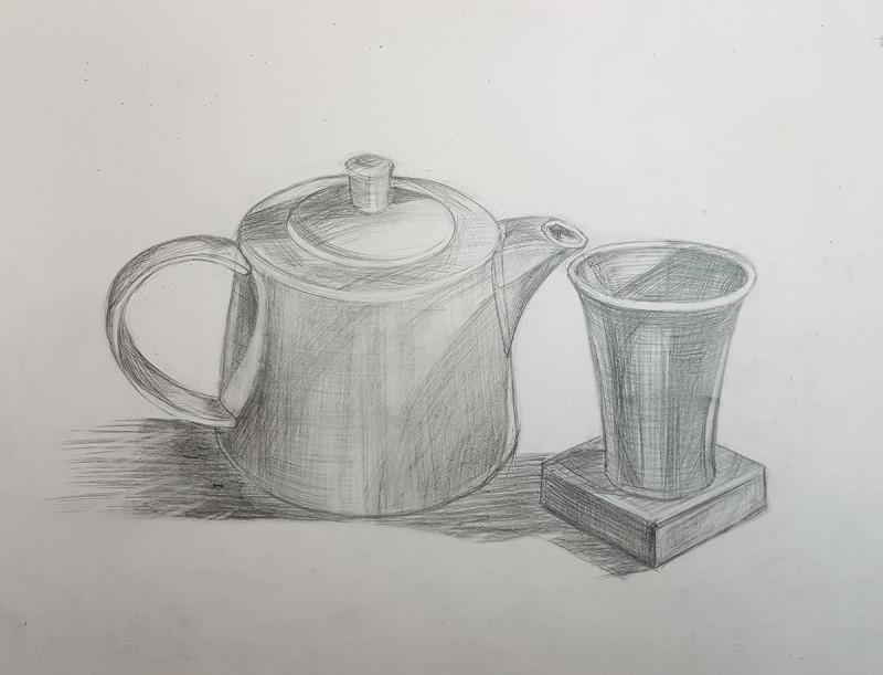 Артинтент - рисование для начинающих