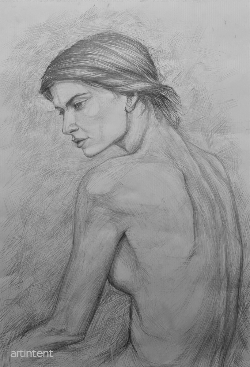 Артинтент портрет