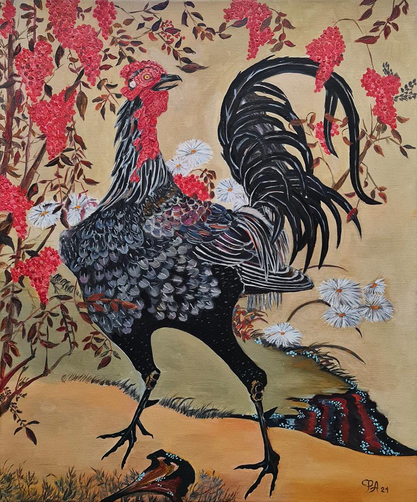 Артинтент - иллюстративная живопись