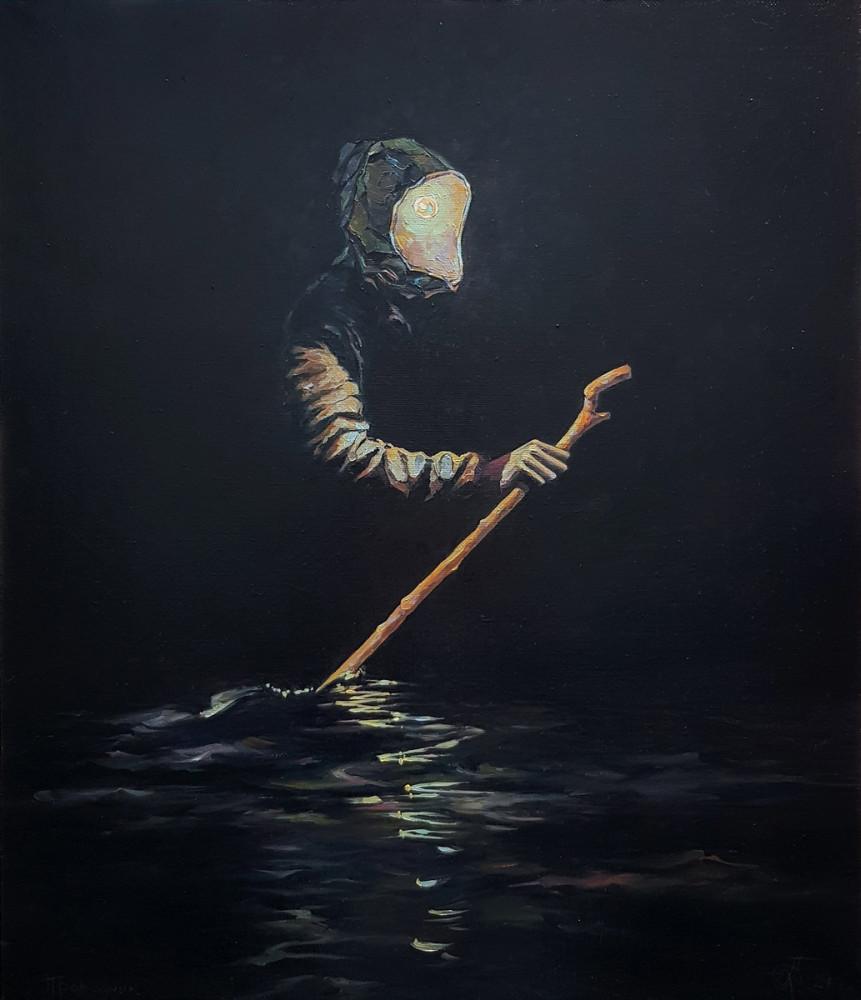 Александр Буданов - живопись маслом