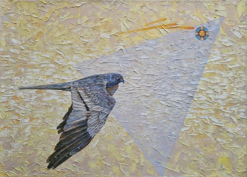 Александр Буданов — живопись маслом, абстракция