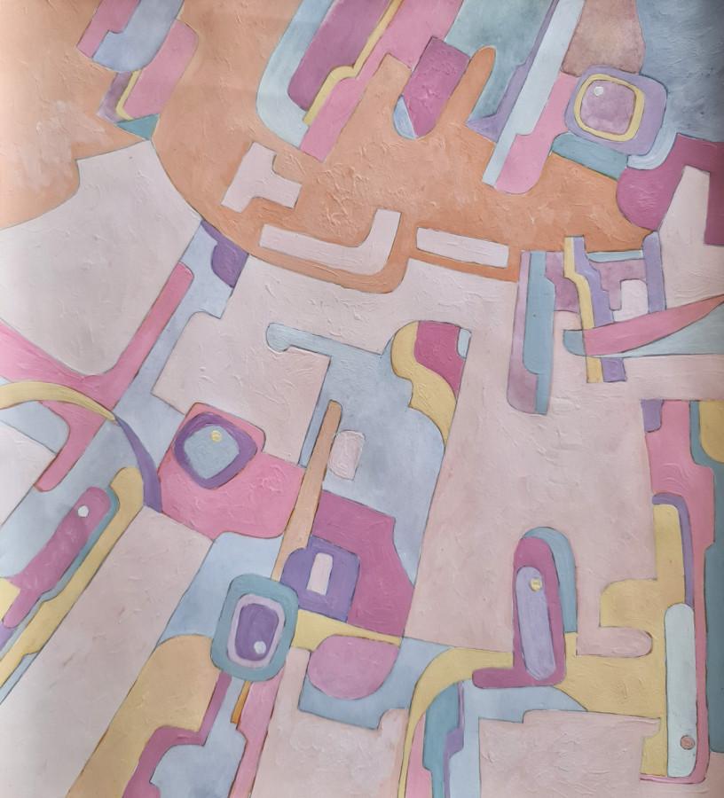 Артинтент — Геометрическая живопись