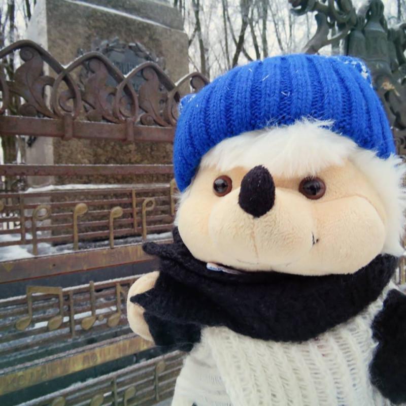 Ежиные прогулки по Смоленску блог-тур