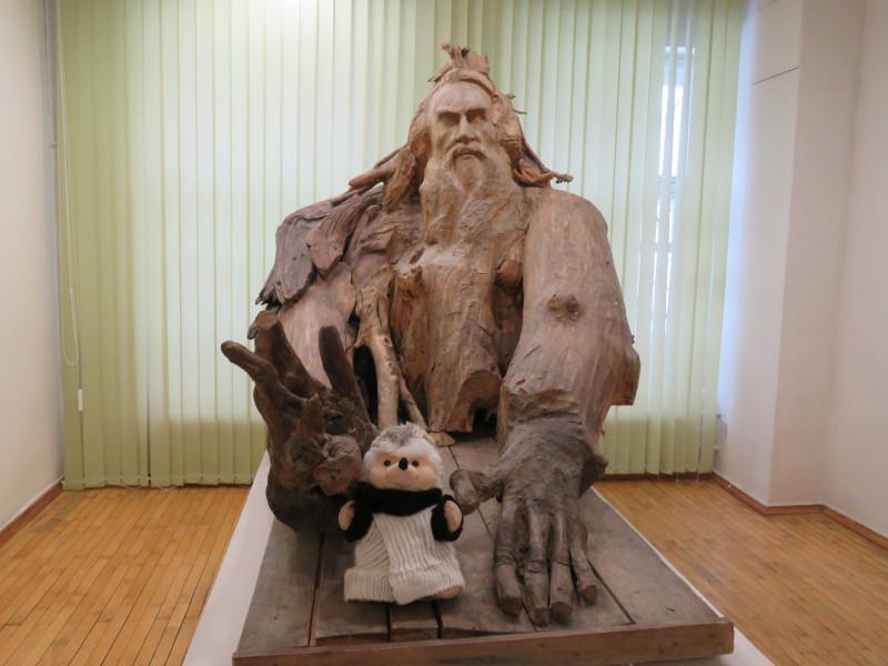 Исследуя Смоленские музеи