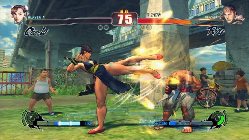 Альтернативные костюмы Street Fighter IV - 42