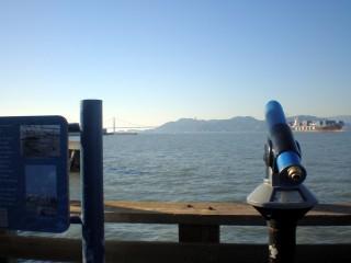 pier 39 lookout
