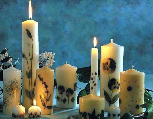 свечи в подарок1