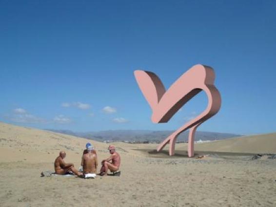 Manfred Wakolbinger, ohne Titel (Travelers), 2009