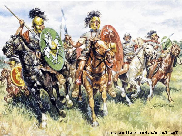 Римская вспомогательная