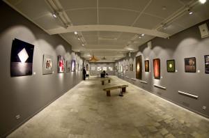 Большой зал галереи ARTSTORY