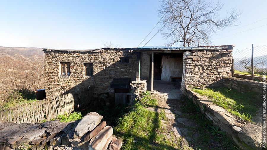 Кала-Корейш, дом смотрителя