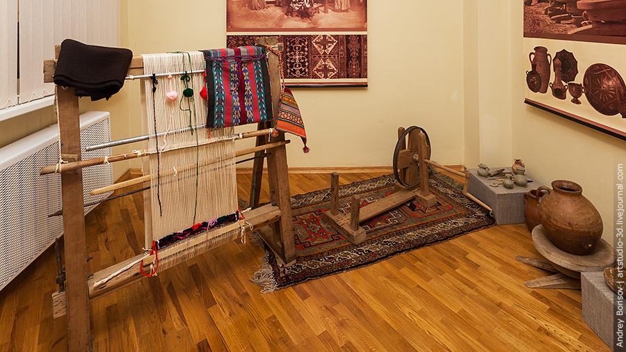 Музей Дагестанский аул
