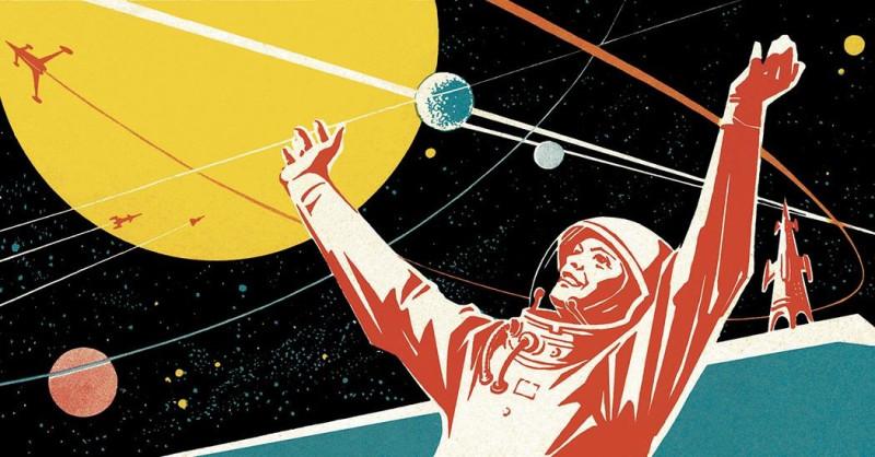 Человек - Космос