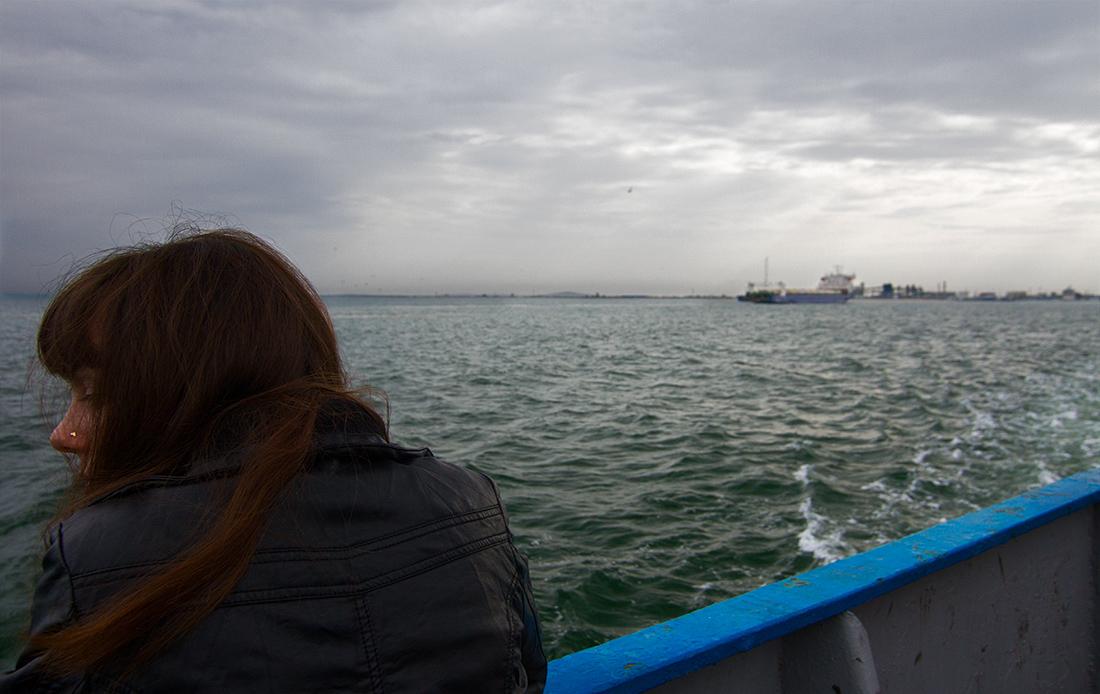 Переправа, Керченский пролив