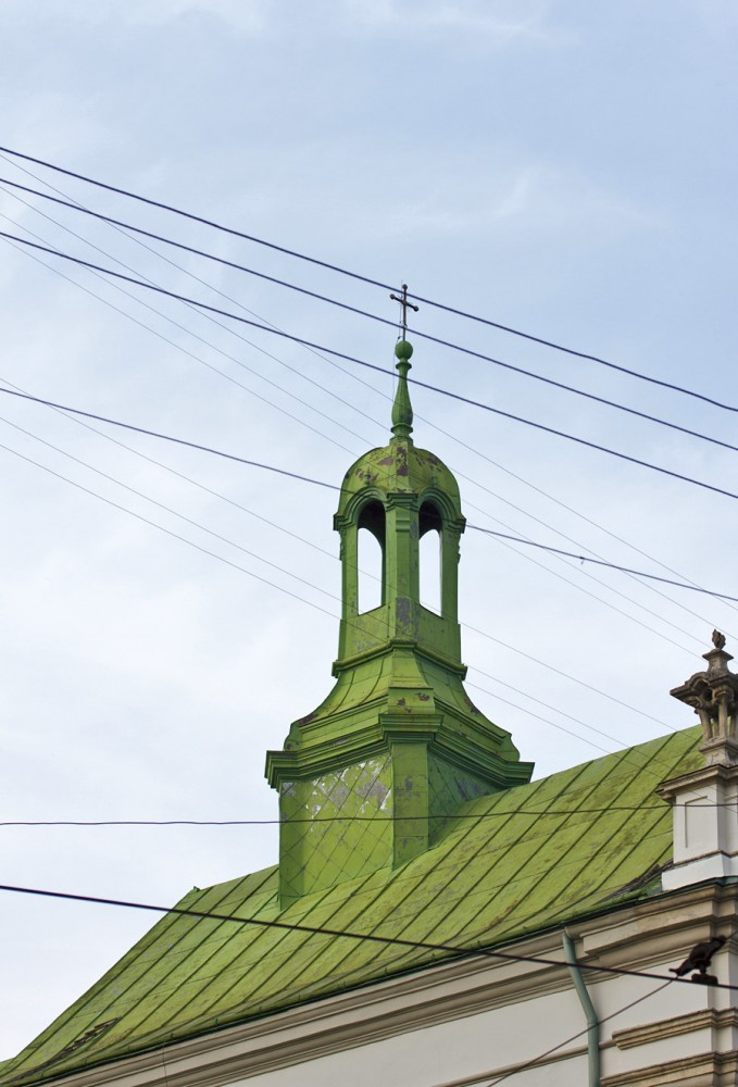 Провода и купола