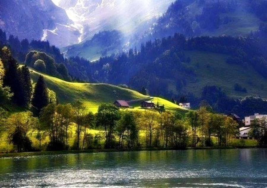 Энгельберг, Швейцария.