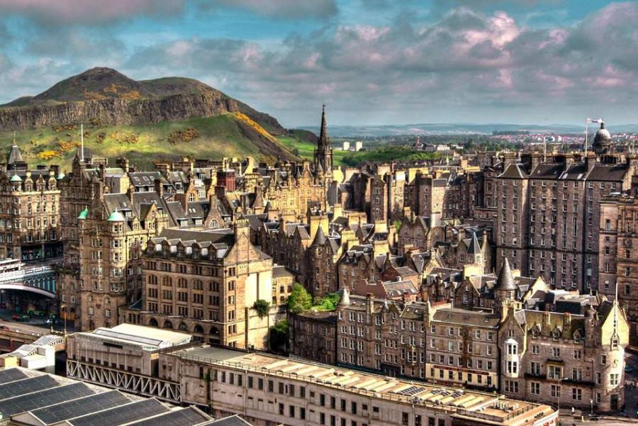 Эдинбургг