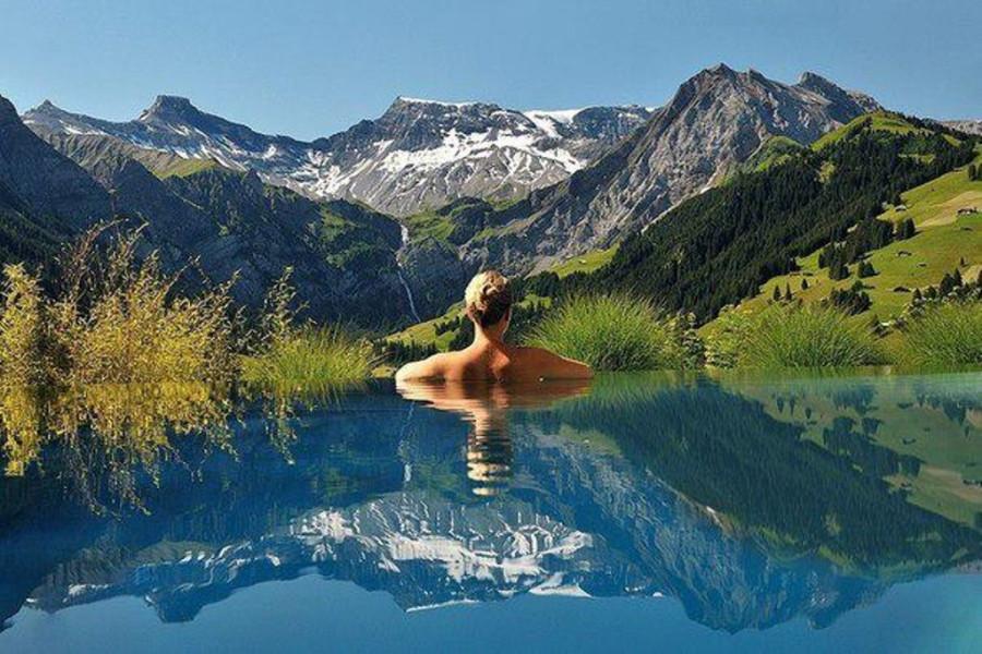 Отель Cambrian в Швейцарии