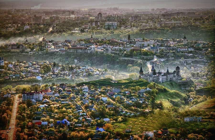 Каменец-Подольський, Украина