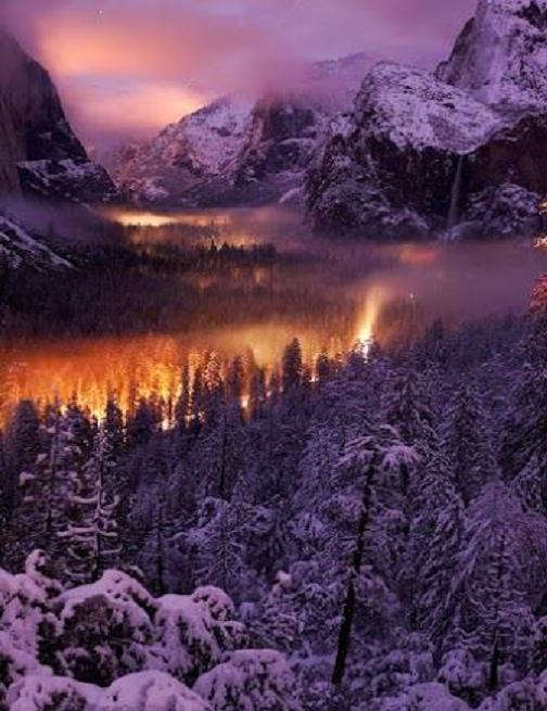 Yosemite National Park, США