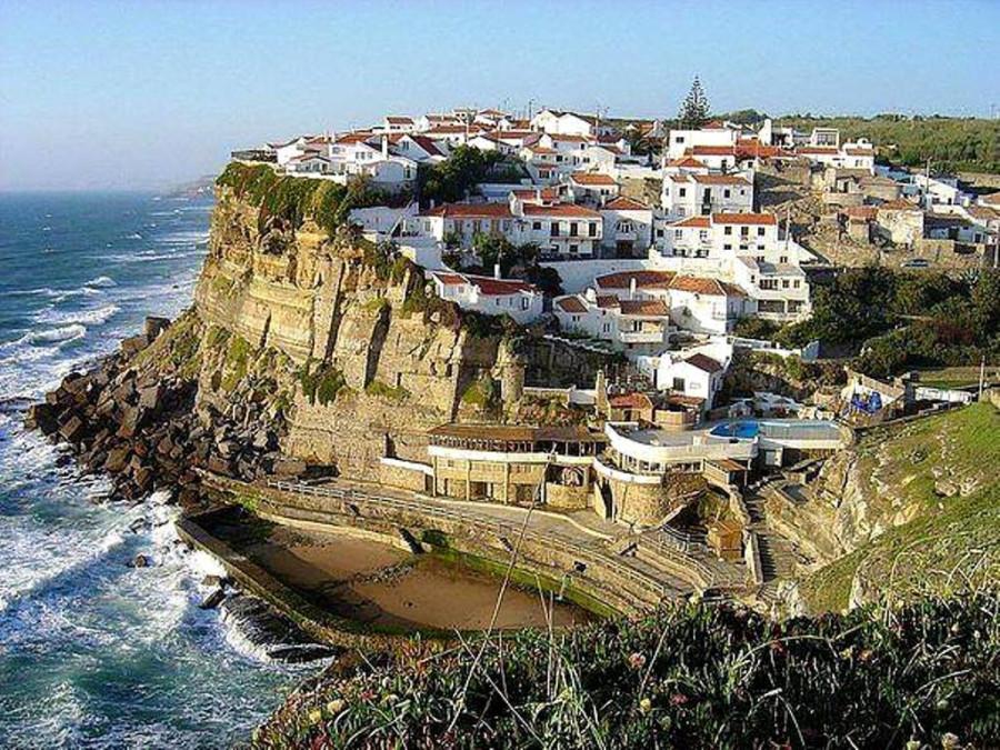 Azenhas do Mar, Португалия