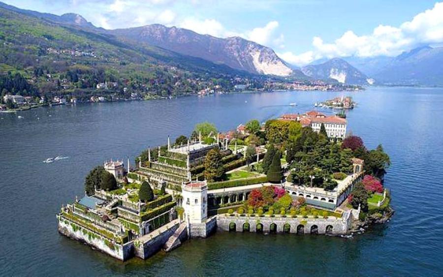 Остров Белла, Италия