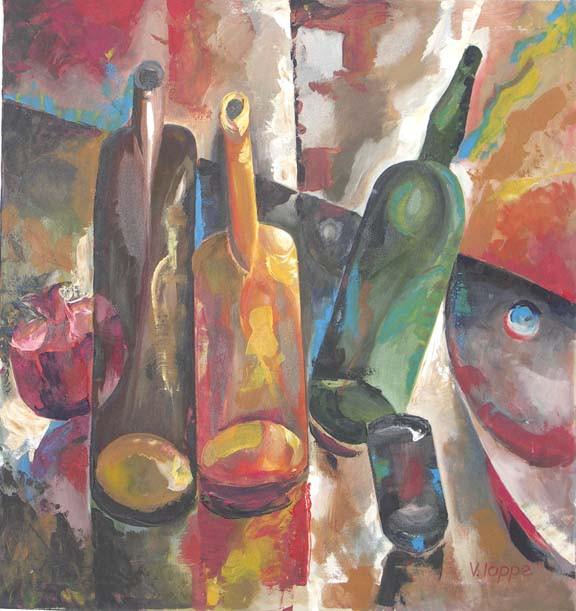 Dancing Bottles