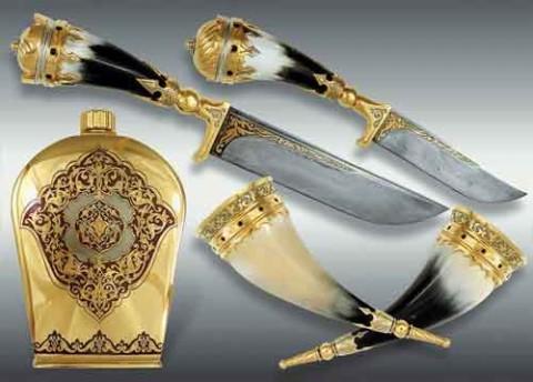 Златоуст сувениры