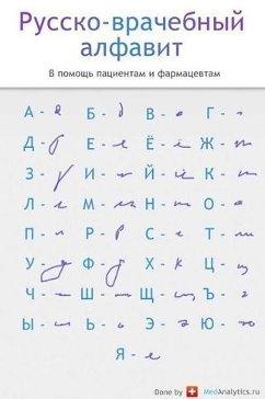 врачебно-русский словарь