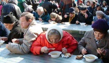 нищета-в-России