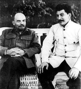 Сталин и Ленин-001