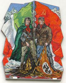 Партизаны итальянского сопротивления