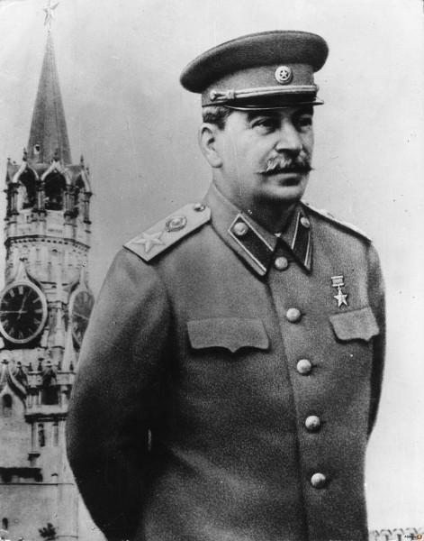 Сталин генералиссимус