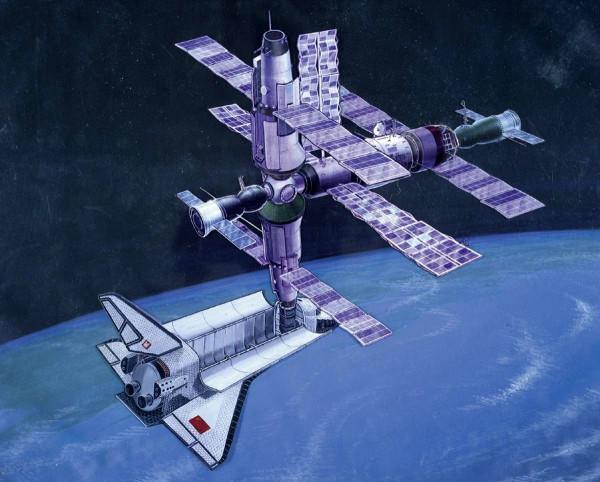 Космос-порожение