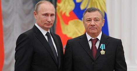 Ротенберг-Путин