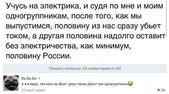 электрики России