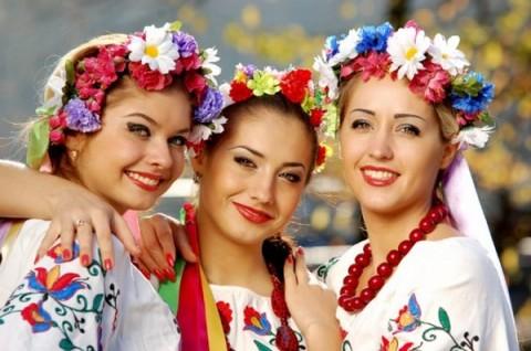 украинки в СССР