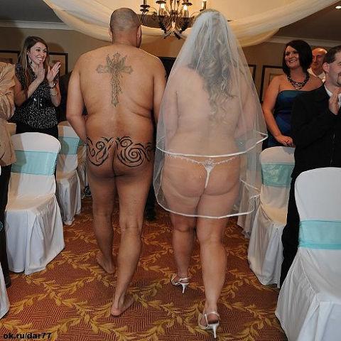 цивилизованная европа так свадьбы играет