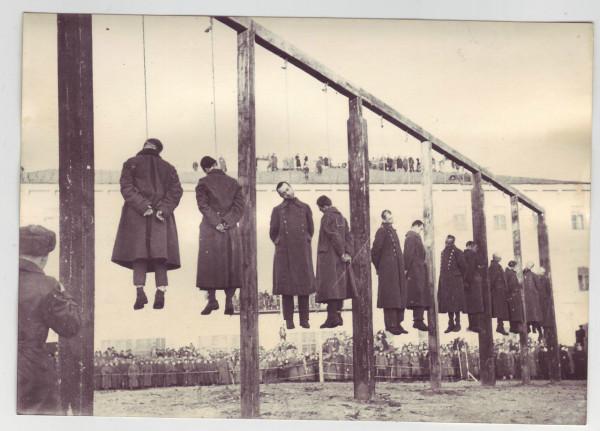 казнь военных преступников на Украине 1946 год-5