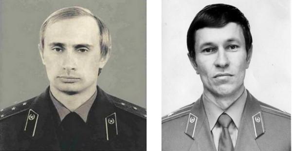 Путин - Казанцев