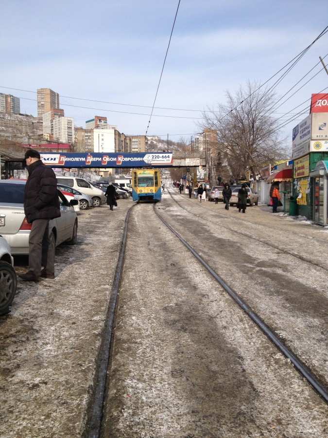 дорога на Баляева