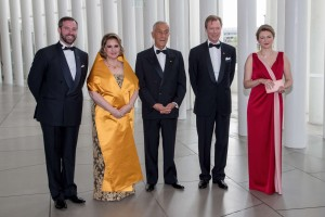 Государственный визит президента Португалии в Люксембург. День 2