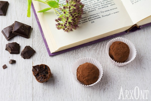 Шоколадные конфеты 3