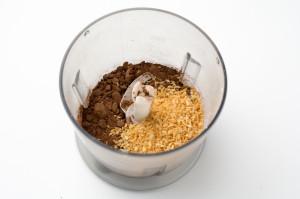 шоколадные конфеты процесс 4
